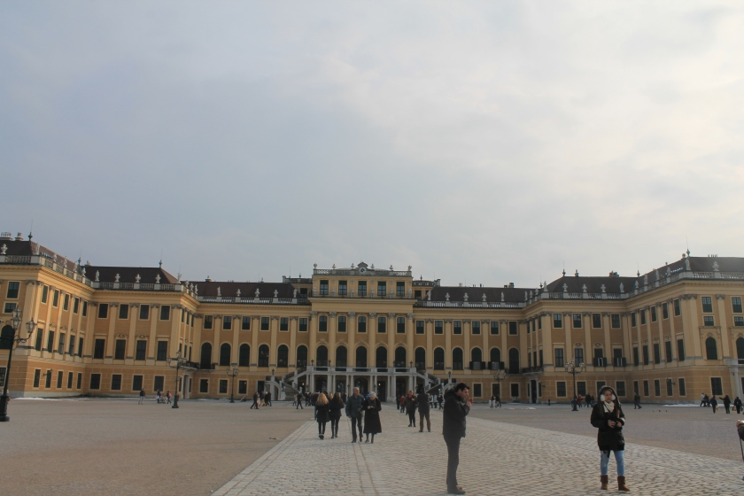 Schoenbrunn Palace