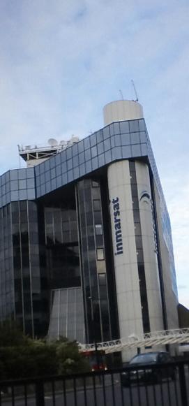 Inmarsat HQ