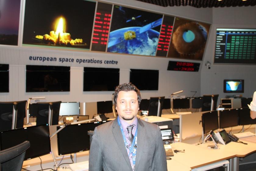 ESOC Mission Control