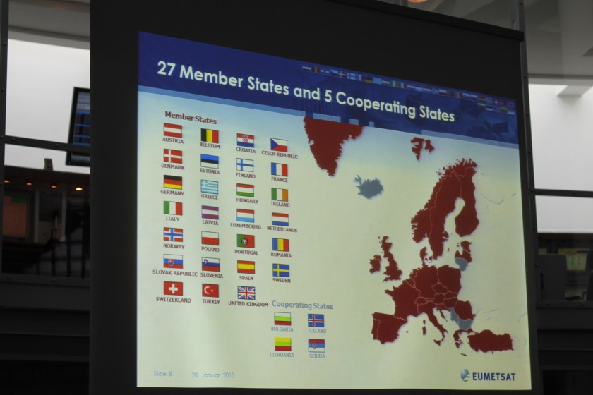 27 member states and 5 cooperating states