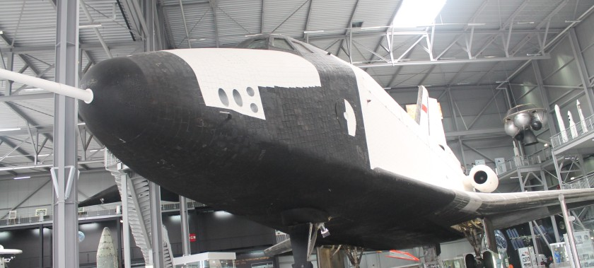 Buran Space Shuttle at Technik Museum Speyer. Credit: Ryan J.M. Laird
